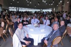 Gala reception main table
