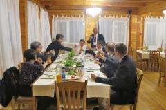 IAQ GM Dinner on 21 Sept 2016