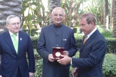 JKM Rec ASQ Lancaster medal 2012 in USA