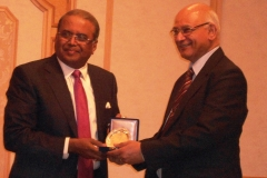 Recognition from Tata Steel by Mr. Nerurkar, MD