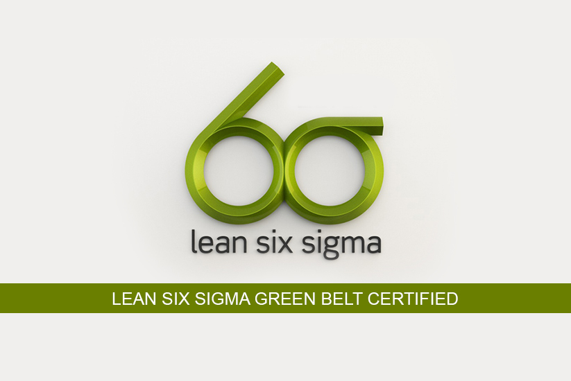 How Does Being Lean Six Sigma Green Belt Certified Help