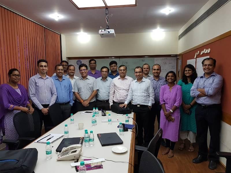 Tata Motors Sales Team
